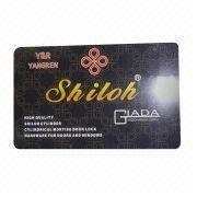 PVC card from China (mainland)