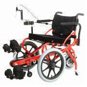 Pedal Wheelchair from Taiwan