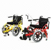 Pedal Wheelchairs from Taiwan