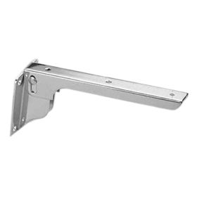 Folding Shelf Bracket with 180mm Overall Length