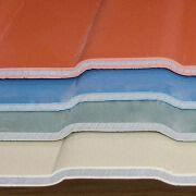 U-PVC roof tile from China (mainland)