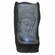 Polyresin Buddha Wall Fountain from China (mainland)