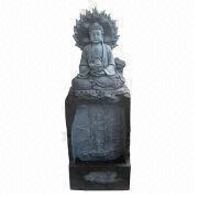 Fiberglass Buddha Fountain from China (mainland)