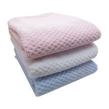 Corn Jacquard Sherpa Fleece Baby 2-layer Blanket from China (mainland)
