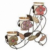 Metal Flower Pot from China (mainland)