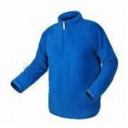 100% Polar Fleece Men's Sweater from China (mainland)