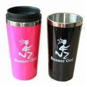 16oz Double-wall Stainless Steel Coffee Mug from China (mainland)