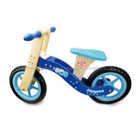 Popular Children's Wooden Balance Bicycle Manufacturer