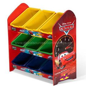 Toy storage from China (mainland)