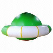 Inflatable Saturn Water Trampoline from China (mainland)