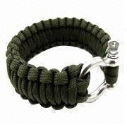 Survival Bracelet from China (mainland)