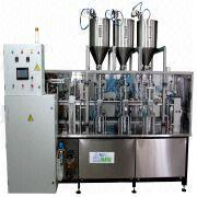 Wholesale Dip and salad filling and sealing machine, Dip and salad filling and sealing machine Wholesalers