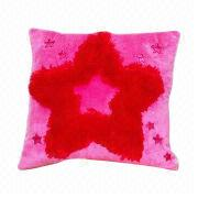 Novelty Plush Star Radio Pillow from China (mainland)