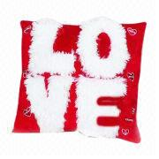 Novelty Plush Love Radio Pillow from China (mainland)