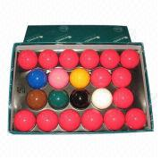 Billiard Ball Set Manufacturer