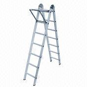 Aluminum Double Ladder from China (mainland)