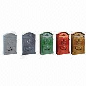 Mailboxes from China (mainland)
