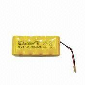 NiCd High-temperature Battery with Up to 8Ah Capacity