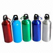 Water bottles from China (mainland)