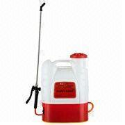 16L Electric Backpack/Knapsack Sprayer from China (mainland)