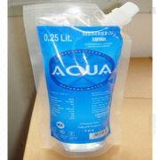 Plastic Water Pouch from China (mainland)