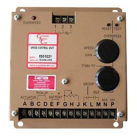 China Control de velocidad del generador de GAC, ESD5221E