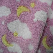 Embossed Coral Fleece Fabric from China (mainland)