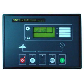 Deep Sea Generator Controller, Automatic Start