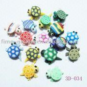 Wholesale Polymer Clay 3d Turtles, Polymer Clay 3d Turtles Wholesalers