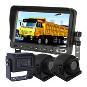 Truck Rear view Camera System with 7-inch Digital Monitor and Car CCD Camera