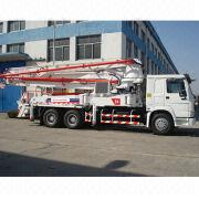 Concrete Pump Car Manufacturer