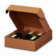 Cardboard Displaying Wine Gift Box from China (mainland)