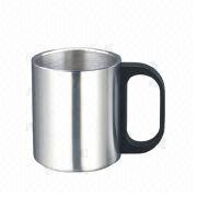 Stainless steel mug from Hong Kong SAR