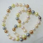 Shell Pearl Necklace from China (mainland)