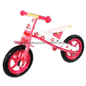 Kid's Wooden Bike from China (mainland)