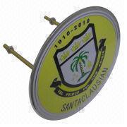 Car Badge from China (mainland)