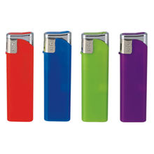 Elegant Shape Gas Lighters with Slim, CPSC Mark