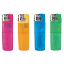 Refillable Gas Lighter, Child-resistant and ISO9994-certifified, Classic Design