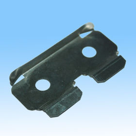 Stamped Metal Part, Made of X5CrNi189 (SUS304-1/2H) with RoHS Mark from HLC Metal Parts Ltd