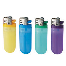 Special Shape Disposable Gas Lighters, Easy to Take, Dimensions 36.5 x 24.6 x 23mm from Guangdong Zhuoye Lighter Manufacturing Co. Ltd