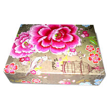 Cardboard box from China (mainland)