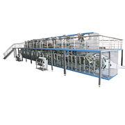 Full Servo Babies' Diaper-making Machine Manufacturer