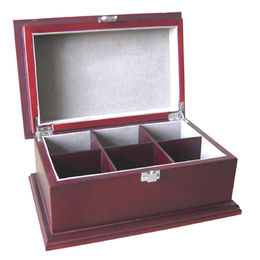 Wooden Tea Chest from China (mainland)