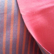 Yarn-dyed stripe double interlock cloth Manufacturer