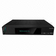DVB-S2/T Receiver from China (mainland)