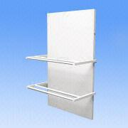 China New Infrared Bathroom Panel Heater With Ce Rohs Ip56 Certificates And Easy Installation