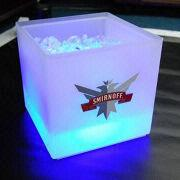 LED Ice bucket Wenzhou Success Group Co. Ltd Promotional Department