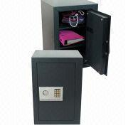 China Fire-resistant Safes, Made of Mineral Wool, Double Walls, Measures 450 x 420 x 660mm