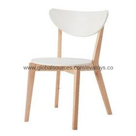 Children's wooden chair