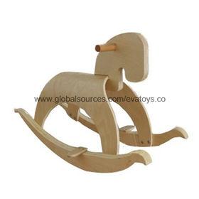 Rocking horse from China (mainland)